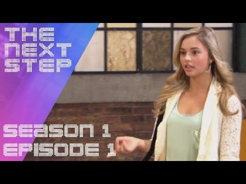The Next Step - Season 1 Episode 1 - Get The Party Started - YouTube