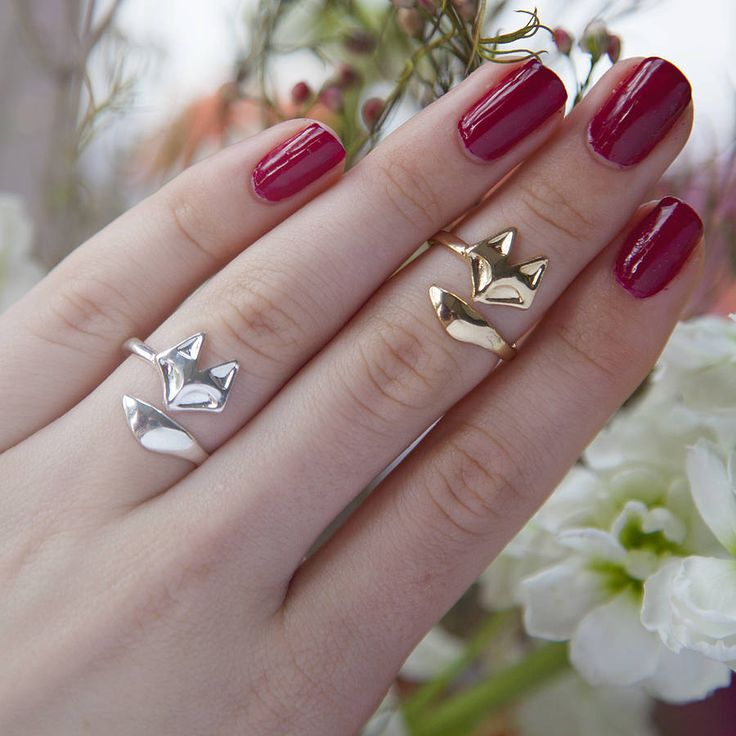 Fox Ring from notonthehighstreet.com