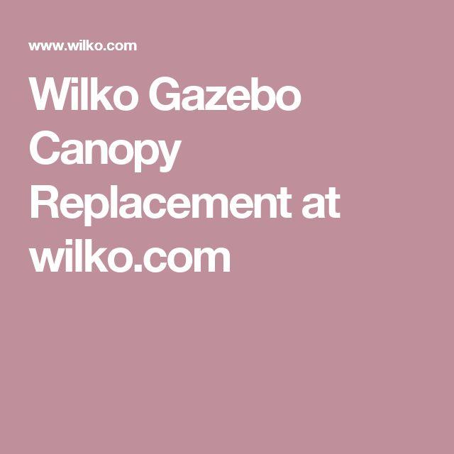 Wilko Gazebo Canopy Replacement At Wilko Com Gazebo