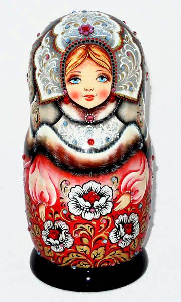 Russian Matryoshka Russian Nesting DollsArt Ideas Home Nature More Pins Like This At FOSTERGINGER @ Pinterest