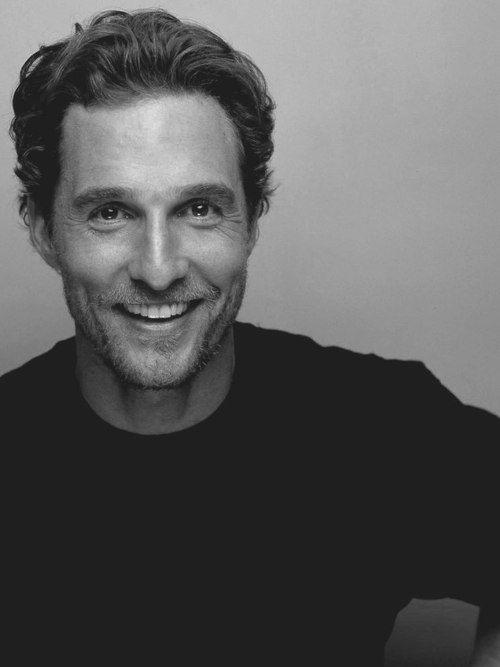 Мэттью Макконахи фото улыбка  Matthew McConaughey photo smiling