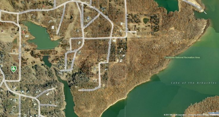 LOT FOR SALE. 1/3 acre MOL on Elm Drive, Sulphur, OK 73086  Arbuckle Lake area lots ready for your lake house to be built. This area has Covenants and owners have the use of the 'Lakes' for fishing, swimming, canoeing, etc. About 1/2 mile from Eagle Bay Boat Ramp for Arbuckle Lake!   MLS 1635991 Listed by Home Place Real Estate - Barbara King 580.662.7653