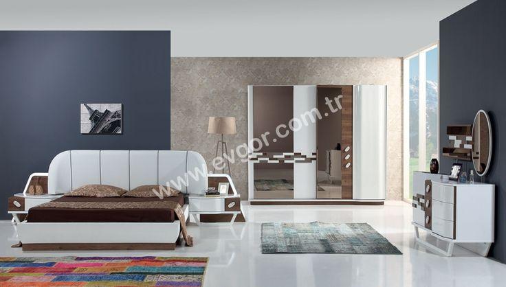 Tual Modern Yatak Odası https://www.evgor.com.tr/tual-modern-yatak-odasi
