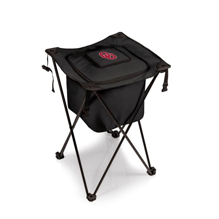 Oklahoma Sooners Sidekick Portable Cooler