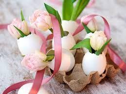 Afbeeldingsresultaat voor paasbloemen paasfeest
