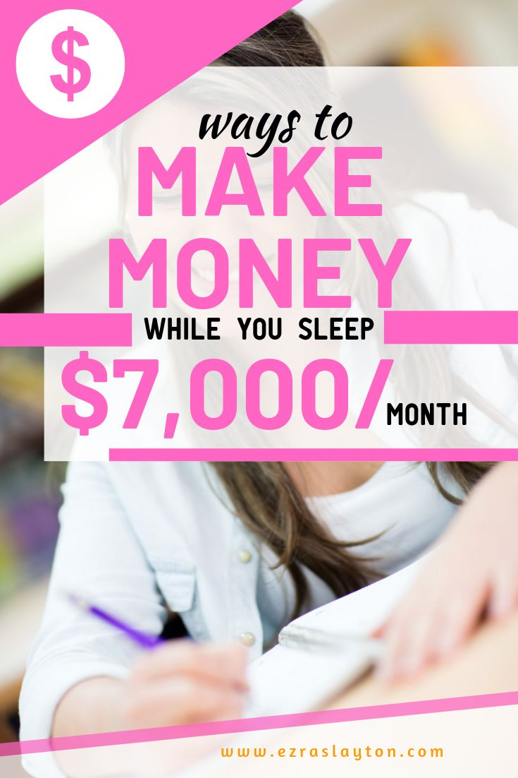 How To Make Extra Money From Home & Create Passive Income – Make Money Online