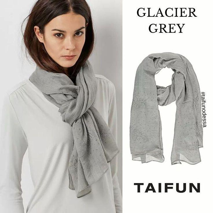 Невозможно не восхищаться образом total grey, где шарф и блуза #TAIFUN- в оттенках модного #glaciergrey.  Вы еще сомневаетесь? А чем вы собираетесь дополнять бежевые брюки или юбку этой весной? #NEW Шарф - 879 грн #taifunfashion #taifuncollection #glaciergrey #scarf #accessory #fashionista #stylish #newcollection #ss2016 #outfit2016 #styleguide #одесса #новаяколлекция #аксессуары #шарф #весна2016 #мода2016 #серый #стильныйобраз #шоппингодесса #шоппингукраина #женскаямода #тайфун #тцафина…