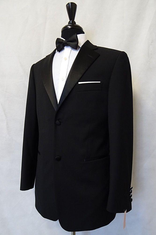806e1ffb5 Men's Taylor & Wright Black Tuxedo Dinner Suit 38R W32 L31 CC9859 #fashion  #clothing #shoes #accessories #mensclothing #suitssuitseparates (ebay link)