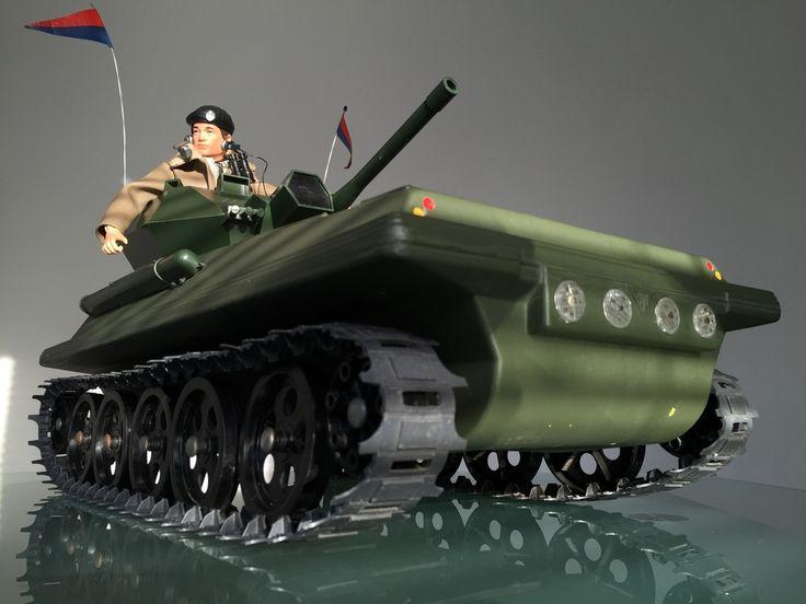 The Unofficial Action Man HQ Forum - Scorpion Tank (c. 1972-1984)