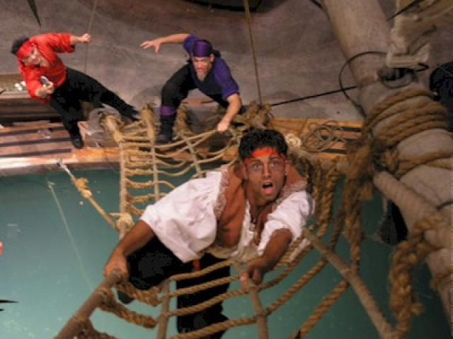 The Top Orlando Dinner Shows You Can Attend: Pirate's Dinner Adventure