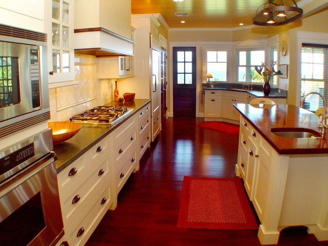 hawaiian kitchen | kitchen-maui-plantation-kitchen-tropical-home