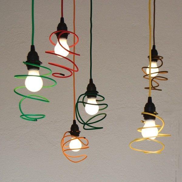 Lampa wisząca Garabato S od enPieza! - casa-bella - oświetlenie to nasza pasja