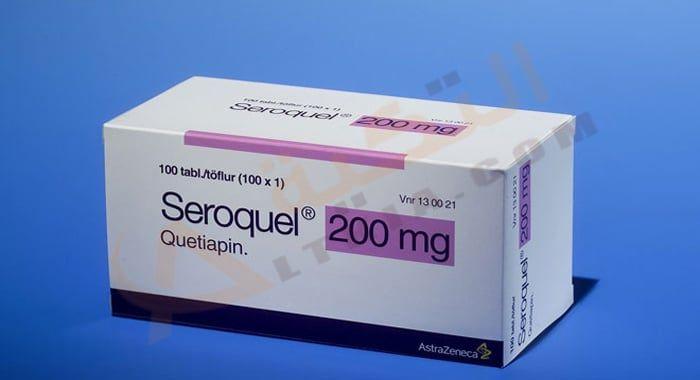 دواء سيروكويل Seroquel أقراص منوم سريعة المفعول ويمكنه أيضا علاج بعض الأمراض النفسية الحادة والتي منها مرض الذهان المنتشر هذه ا Medical Personal Care Person