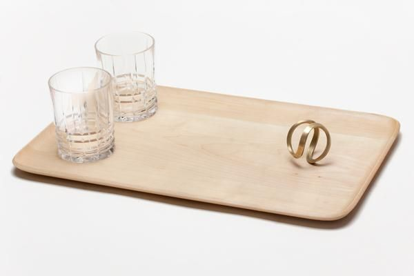 Serving Tray - Maple