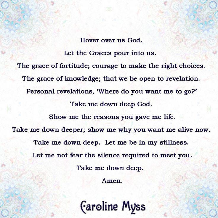 66 best CaRoLyN mYsS - ❤ HeR!! images on Pinterest | Spirituality ...
