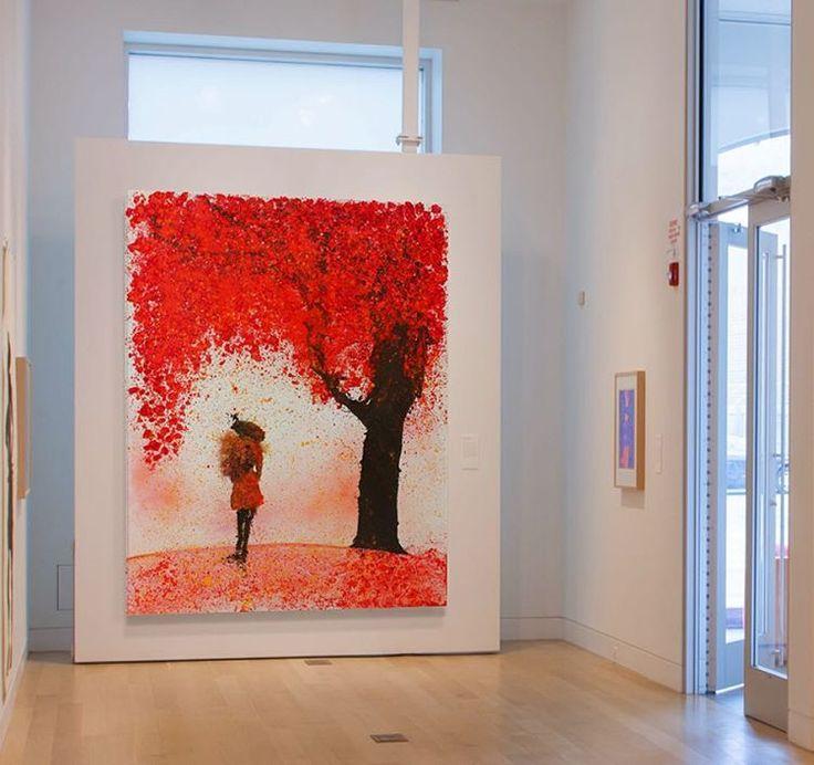 """exhibition 2011""  #artstudio #studio #artwork #canvas #fineart #paintings #draw #drawing #oilpainting #oilpaint #paint #painting #exhibition #resim #ressam #sanat #serdarabay #serdar_abay"