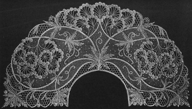 The Textile Blog: Graslitz Lace School