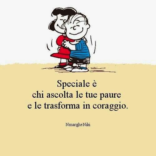 Lo sei speciale