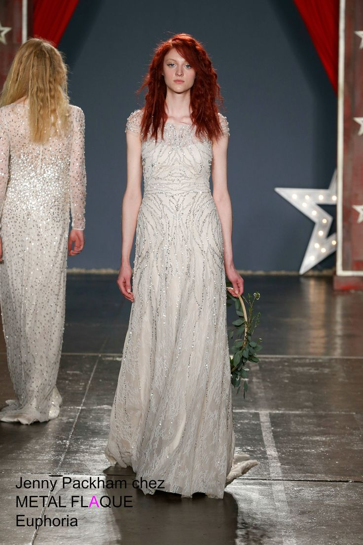 Euphoria, robe de mariée Jenny Packham à Paris.  #robedemariée #robesdemariée #weddingdress #weddingdresses #JennyPackham