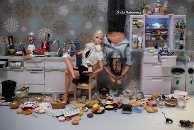 Lanny-yap: Psychopath Barbie