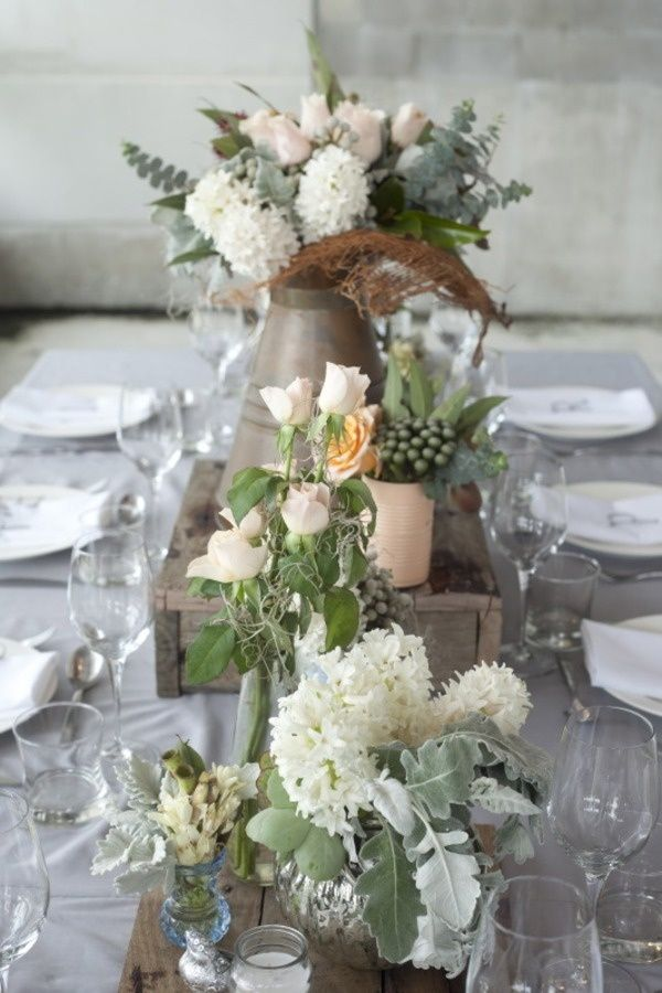 Ideas about industrial chic weddings on pinterest
