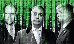 A shadowy operation involving big data, billionaire friends of Trump and the disparate forces of the Leave campaign heavily influenced the result of the EU referendum. Is our electoral process still fit for purpose?