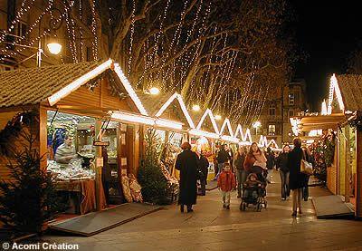 Mercado de Navidad (Paris)
