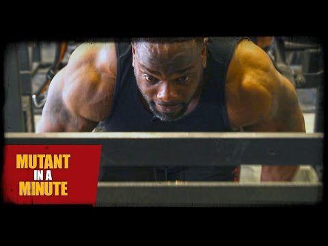 Mutant TV: Rows on a LEG PRESS?! Johnnie O. Jackson: Mutant In A Minute