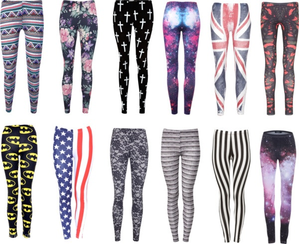 """""""Leggings"""" by direction-er ❤ liked on Polyvore"""