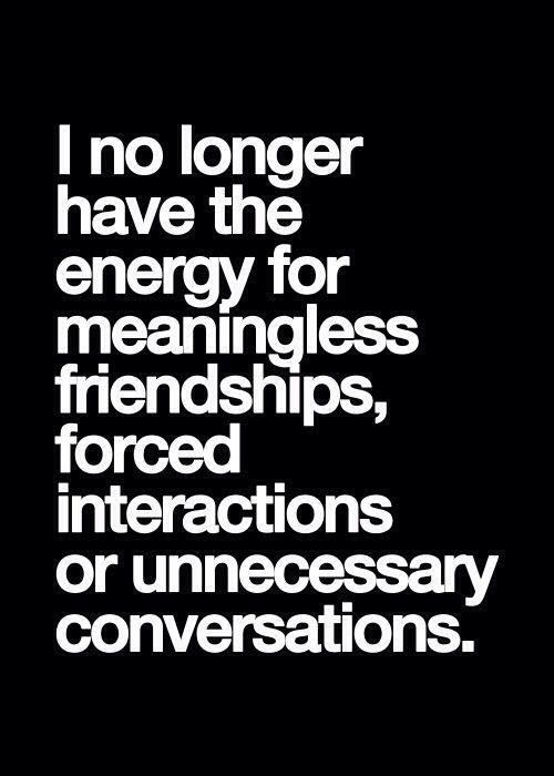 No more energy. Im over it. Thankful that 2016 will be full of the people I love most! No more drama!