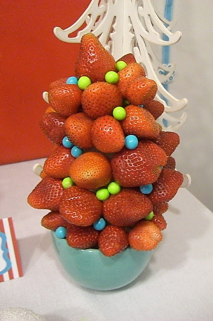 healthy for kids, christmas party idea