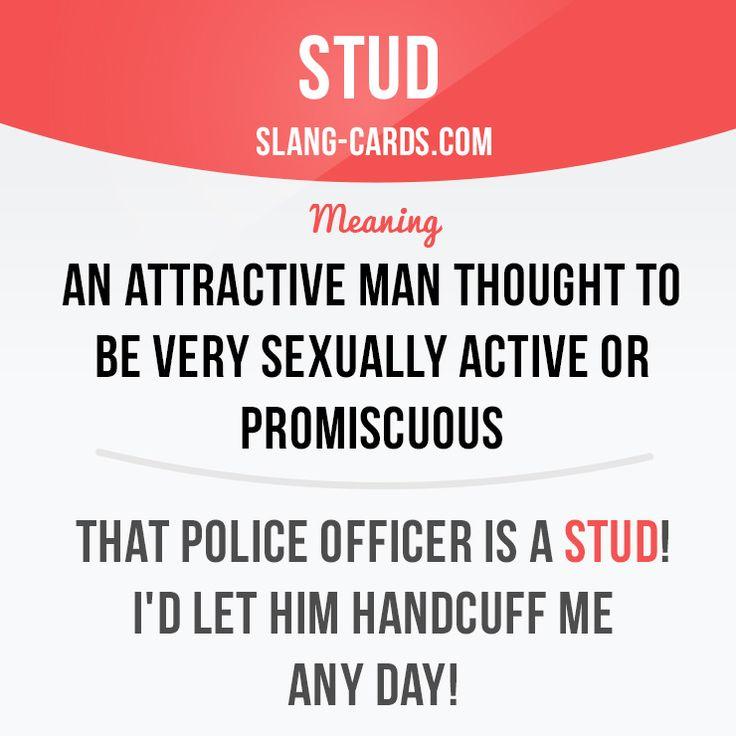 """""""Stud"""""""