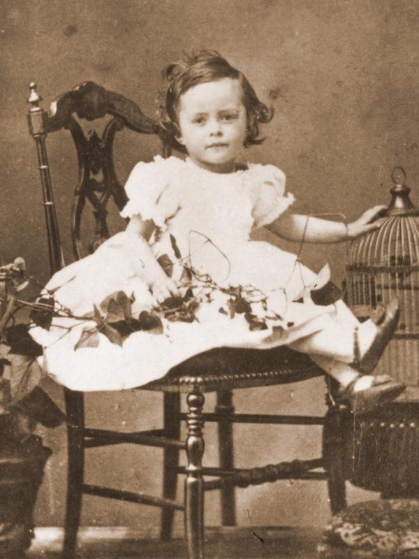 Céline Martin (née en 1869).