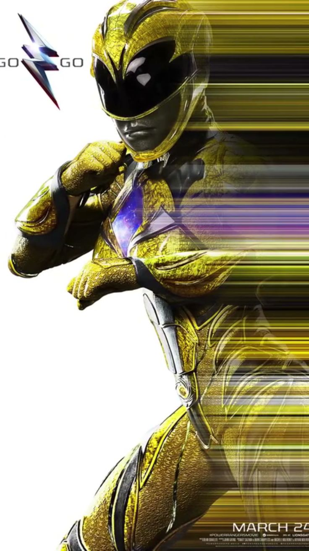 Power Rangers - Liberados novos pôsteres incríveis do filme! - Legião dos Heróis