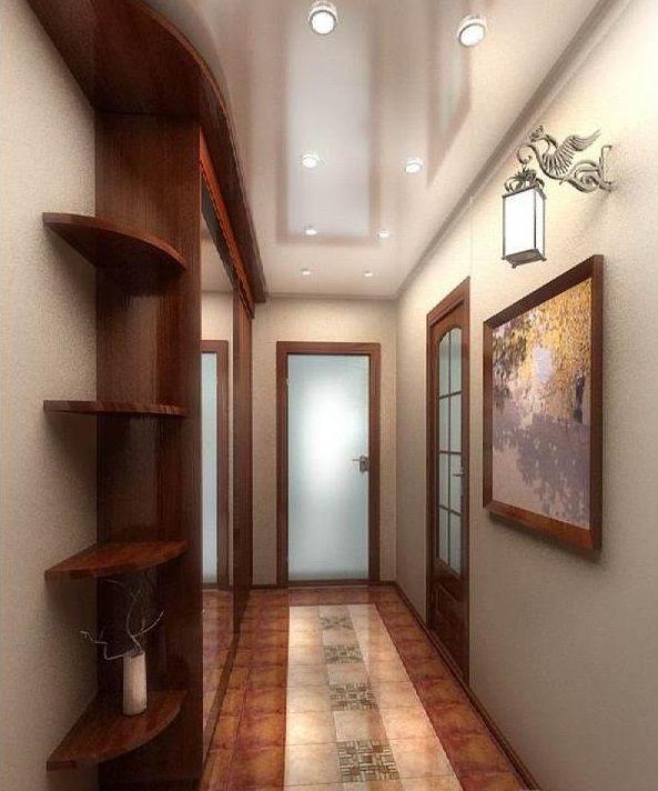 С чего начинается дом? Планируем дизайн прихожей. Проблемы узкой прихожей. Слишком просторное помещение прихожей. Освещение прихожей.