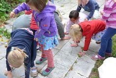 Spiel Kindergeburtstag Pferde satteln