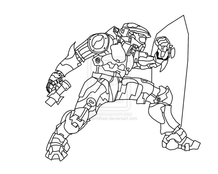 halo spartan coloring pages - halo drawings bing images coloring pages for adults