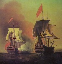 October 22, 1739 – War of Jenkins' Ear starts: British Prime Minister, Robert Walpole, reluctantly declares war on Spain. The war's unusual name, coined by Thomas Carlyle in 1858, refers to an ear severed from Robert Jenkins, captain of a British merchant ship, following the boarding of his vessel by Spanish coast guards. The severed ear was subsequently exhibited before Parliament.