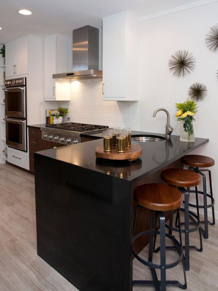 hgtv has inspirational pictures ideas and expert tips on small kitchen layouts to help you transform your cooking space from cramped to cool