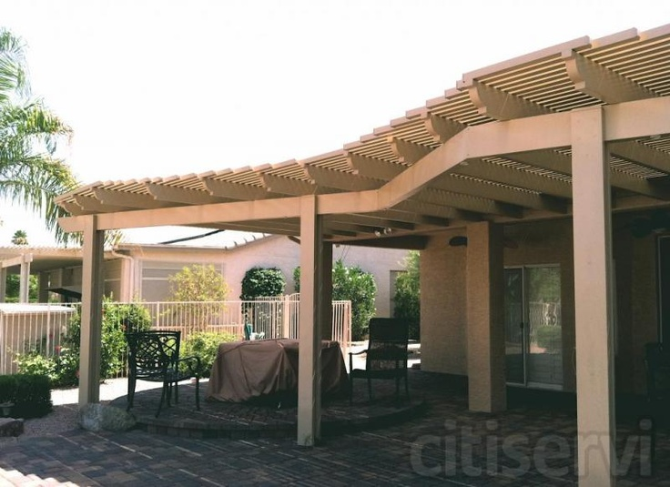 Extended Patio Cover Landscaping Ideas Pinterest