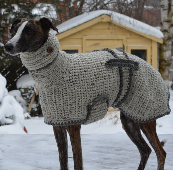 Free Knitting Patterns For Greyhound Dogs : 1000+ ideas about Dog Sweaters on Pinterest Pet clothes, Dog shirt and Dog ...