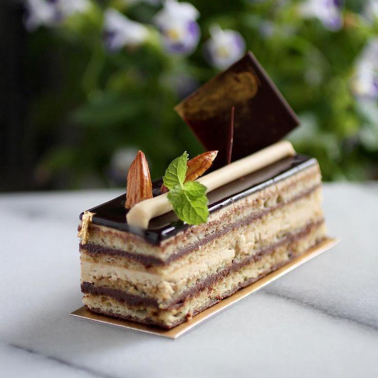Best 25 Opera Cake Ideas On Pinterest Opera Cream Cake