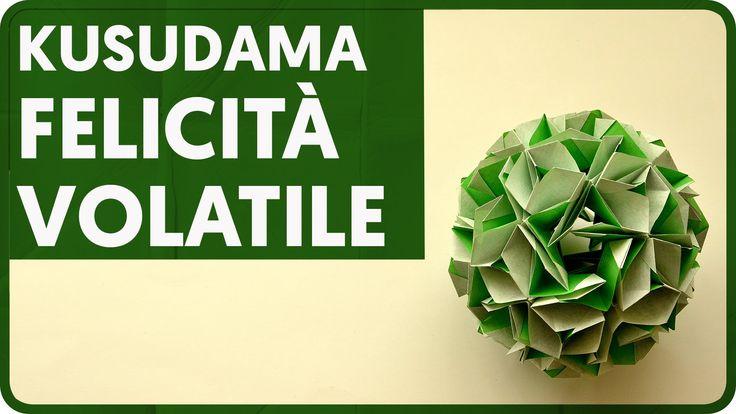 Origami Felicità Volatile (Andrey Hechuev)