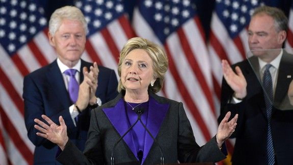 5 inspiring lines from Clinton's speech for future 'glass ceiling breakers'