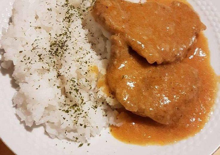 Hagymás mustáros hús