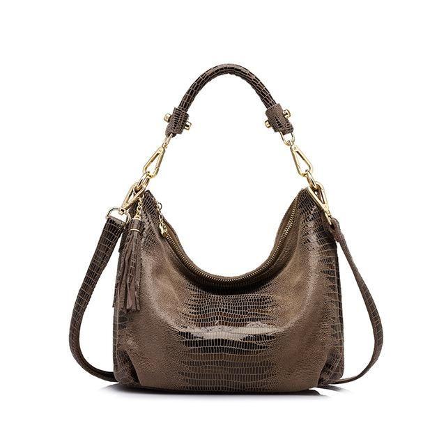Serpentine Shoulder Bag