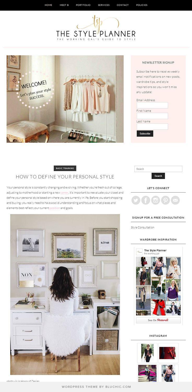 834 besten WordPress Design Inspiration Bilder auf Pinterest ...