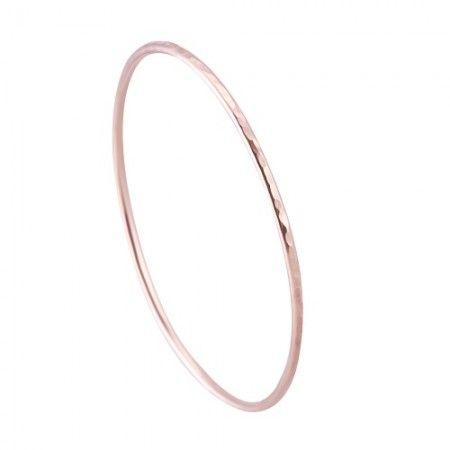 bracelet-jonc-bangle-rigide-martele-or-rose-ethique-equitable-paulette-a-bicyclette