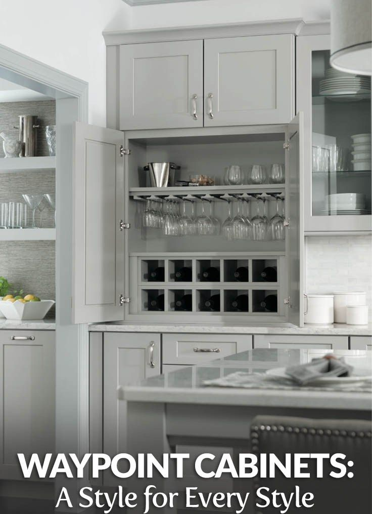A Pristine White And Grey Kitchen Makes The Area Bigger. But It Could Also  Make It Ten Times Classier And Modern With A Touch Of Elegance. To Add To  That, ...