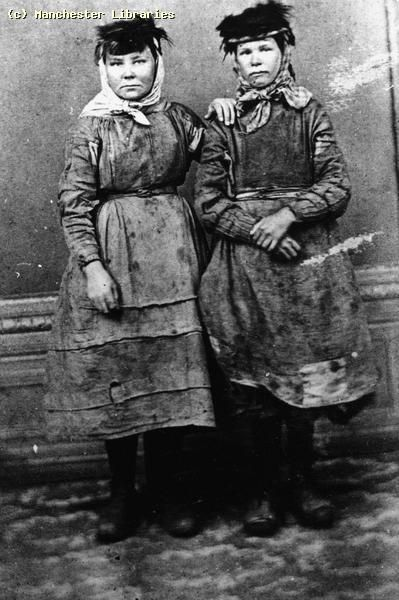 Coal Mining, Women Coal Miners, South Wales 1890 // Flickr ...